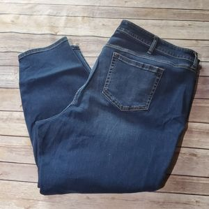 Torrid Skinny Ankle Jeans size 26 short